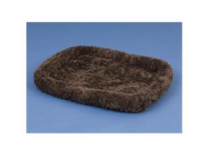 Precision Pet 2661-75561 SnooZZy Crate Bed 1000 - 18 x 14 Inch - Chocolate Cozy