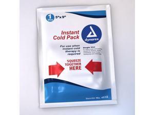 Dynarex 4512 Instant Cold Pack, 5''x 9'' - 24/Case
