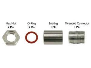 BARBOUR 800-778 6 Pc Bulkhead Fitting Set