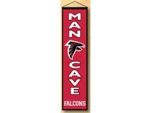 Winning Streaks Sports 49172 Atlanta Falcons Man Cave Banner