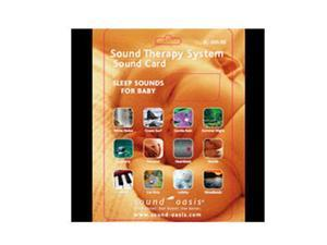 SC-300-05 Sound Oasis Sounds for Baby Sound Card