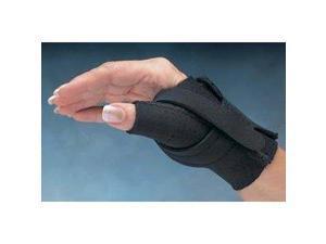 North Coast Medical NC79585 Comfort-Cool Thumb CMC Restriction Splint Beige, Right, Medium