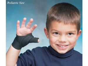 North Coast Medical NC79549 Comfort-Cool Thumb CMC Restriction Splint Right, Youth