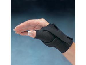 North Coast Medical NC79546 Comfort-Cool Thumb CMC Restriction Splint Left, Toddler