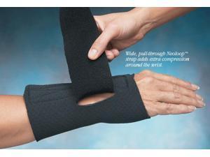 North Coast Medical NC79561 Comfort-Cool Thumb CMC Restriction Splint Right, Large Plus