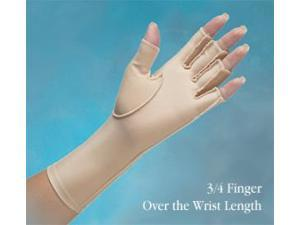 North Coast Medical NC53227 Norco Edema Glove 3/4 Finger, Over the Wrist Length Right, Large