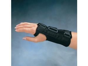 North Coast Medical NC52962 Comfort-Cool D-Ring Wrist Splint Left, Small