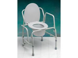 North Coast Medical NC25001 Lumex Drop Arm Commode 300 lb.
