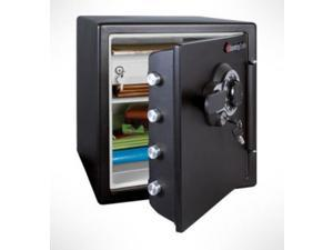 SentrySafe SFW123DEB Combination Safe - Fire, Water & Impact Resistant, 1.2 cu. ft.