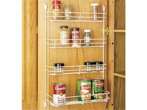 Rev-A-Shelf RS565.10.52 7.88 in. - 2.38 in. Wire Door Mount Spice Rack