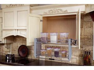Rev A Shelf Rs5Pd.24Crn 24 In. Cabinet Pull-Down Shelving System