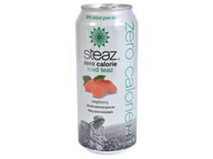 Bangalla 86550 Steaz ZERO Calorie Raspberry- 12x16 OZ