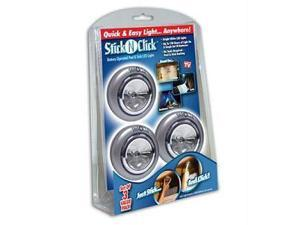 AS SEEN ON TV SNC-MC12 STICK N CLICK