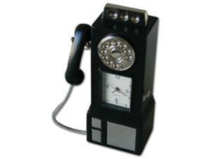 Ruda Overseas 030 Public Phone clock