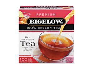 Bigelow Tea Company BTC00351 Ceylon Black Tea- Individual Wrapped-