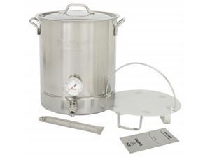 BARBOUR 800-408 6 Pc , 8 Gallon Kettle Set