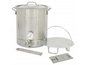 BARBOUR 800-410 6 Pc, 10 Gallon Kettle Set-