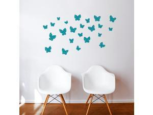 SPOT by ADzif S3321A08 Minna green, Wall Decal Color Print