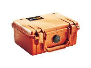 Pelican Products 1150-000-150 Orange Protector Case W/ Foam 1150-000-150