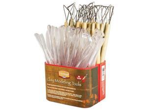 Heritage CW09981 Double-Ended Clay Tool Assortment