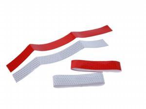 AGM Group 78896 Reflective Tape - Red