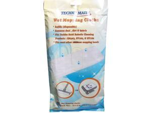 Techko Maid RM012 Wet Replacement Cleaning Sheets