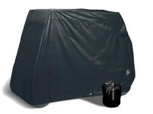 Greenline GLCN02 2 Passenger Golf Car Cover and Navy 90 in. L x 48 in. W x 62 in. H