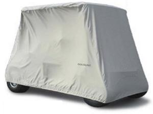 Greenline GLGL04YE 4 Passenger Storage Cover Charcoal 106 in. L x 53 in. W x 70 in. H