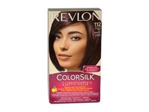 Revlon 1 Application colorsilk Luminista No.112 Burgundy Black