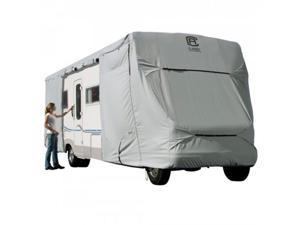 Classic Accessories 80-133-201001-00 PERP CLASS C RV COVER GREY-MDL 7-1CS