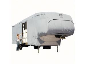 Classic Accessories 80-187-191001-00 PERP XTALL FIFTH WHEEL GREY-MDL6-1CS