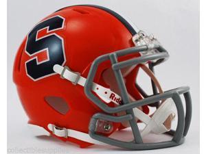 Syracuse Orangemen Riddell Speed Mini Football Helmet