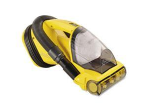 Sanitaire EUK71B Hand Vacuum, Bagless, 20 ft. Cord, with Accessories, Yellow
