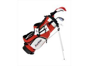 Tour Edge Golf Boys HT Max-J Jr Set 2 x 1 Age 3-5 - Left Hand