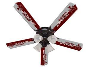 Ceiling Fan Designers 7995-TAM New NCAA TEXAS A&M AGGIES 52 in. Ceiling Fan