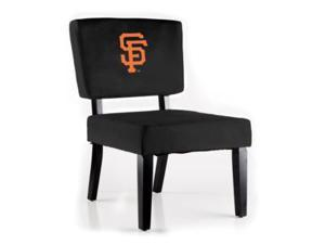 Imperial 762012 San Francisco Giants Collapsible Video Chair In Black