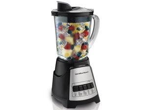 Hamilton Beach 58148 BLK Elite Blender - Glass Jar