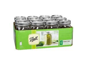 Ball BG10639 Ball Widemth Canning Jar - 1x12 CT