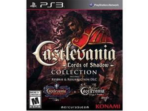 Konami 20285 Castlevania L S Collection PS3