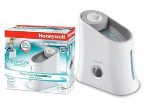 Honeywell HUT220W Easy-Care Top Fill Filter Free Humidifier,White,13.7w x 6.5d x 13.4h