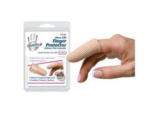 Visco-GEL? Fabric-Covered Finger Protector Small
