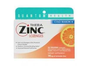 Quantum BG17395 Quantum Thera Zinc Orange - 1x24 CT