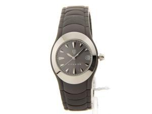 Movado 7100731 Everest Titanium Swiss Womens Casual Watch