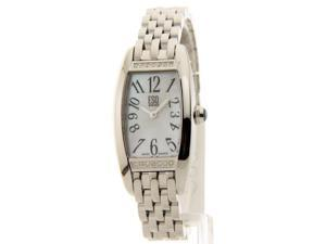 Movado 7100962 Womens Swiss Cassandra Diamond 3 Bands Watch