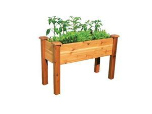 Gronomics EGB 18-48S Safe Finish Elevated Garden Bed 18 x 48 x 32 in.