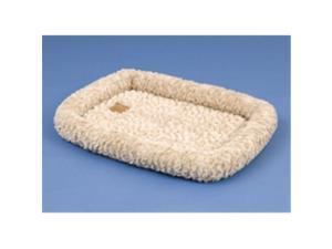 Precision Pet 2662-75576 SnooZZy Crate Bed 6000 - 51 x 33 Inch - Natural Cozy