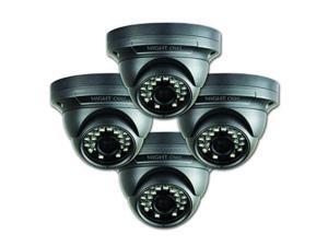 Night Owl CAM-4PK-DM724 Hiresolution Security Cameras
