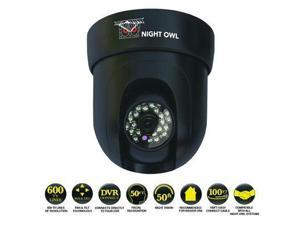 Night Owl CAM-PT-624-B Black Indoor Pan And Tilt Came