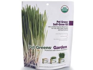 Bellrock Growers 669828550052 Pet Greens Cat Organic Self Grow Kit