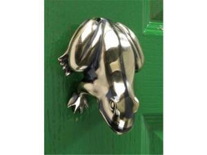 Mayer Mill Brass FGK-1 Frog Door Knocker Brass